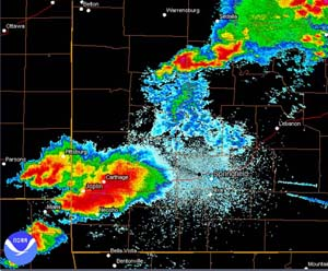 Tornado Radar | Business Continuity Planning
